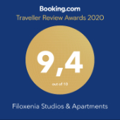 Filoxenia Booking Reviews
